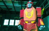 "Comment faire un Transformers ""Hot Rod / Rodimus Prime"" Costume"