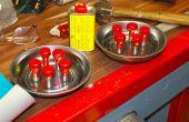 Plateau de pièces magnétique - une autre utilisation