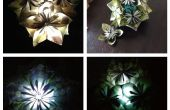 Kusudama Light (lustre/pièce maîtresse)