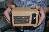 Difficulté pour cause de boutons poussoirs DODOCase VR kit