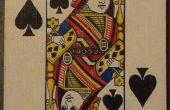 Comment jouer au pouilleux avec des cartes