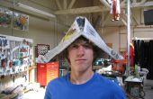 Comment construire votre propre journal Hat