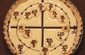 Unité cercle Banana Cream Pie