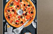 Comment faire un couteau à PIZZA HDD