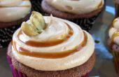 Candy Bar Cupcakes, feat. Beurre d'arachide, chocolat au lait et Caramel salé !