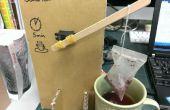 LittleTea : robotique thé infusion