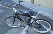 Motorisé vélo Assemblée aperçu