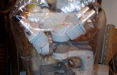 Couvrir les tortillas sac Instrument/Machine