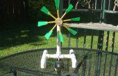 Comment faire un personnel solaire / USB powered fan.