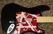 Peindre votre guitare Rock Band