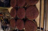 Muffins au gingembre Pumkin