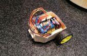 Châssis de robot du pauvre homme pour MediaTek LinkIT ONE