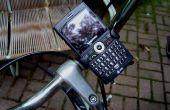 Vélo rapide & sale téléphone Mont