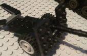 Canon de campagne militaire LEGO