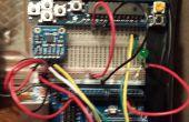 Capture de mouvement avec un accéléromètre Arduino w / XBee Comms