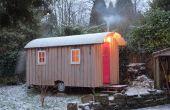 A Hut on Wheels