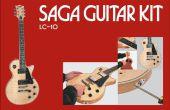 Comment pour créer une Saga LP LC-10 Kit, et ajouter DEL clignotant