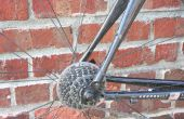Réparer un cadre de bicyclette de fibre de carbone