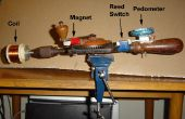 BRICOLAGE main-foreur Coil Winding Machine avec compteur Digital