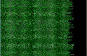 Programmation par lots numéro infini de matrice cool.