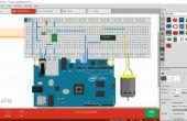 Robot suiveur de lumière à l'aide d'Intel Galileo