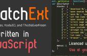 Comment installer et utiliser ScratchExt : Extensions Javascript Scratch