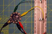 ALLIGATOR clip cavalier pour LilyPad Arduino