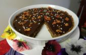 Chargé de puissance chocolat lard salé tarte au Caramel