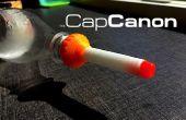 CapCanon : Le canon bouteille PET foamdart/eau. NERF compatible ! (3D imprimées)