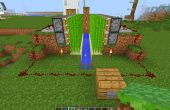 Ferme de Minecraft automatique de canne à sucre.