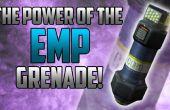Comment faire un EMP générateur sans utiliser le circuit de l'appareil photo