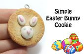 Tutoriel : Easter Bunny Cookie - argile polymère