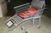 Tour A SHOPPING CART dans A chaise