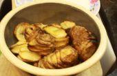 Comment faire des pommes de terre spirale