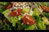 Salade grecque rapide & facile