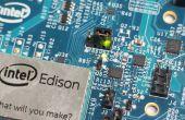 Comment : puissance (avec Intel Edison)
