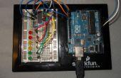 Interfaçage d'un M74HC238 3-8 Line décodeur avec un Arduino (exemple)