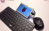 Raspberry Pi Portable Laptop