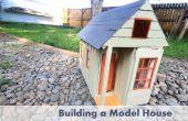 Comment construire une maison de modèle de balance