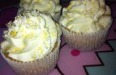 Cupcakes de crème de citron