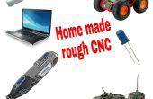 DIY rugueux CNC router ?