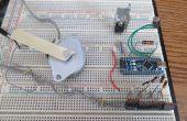 Arduino lumière sensible Stepper Motor