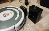 Super Simple planificateur de Roomba Arduino alimenté
