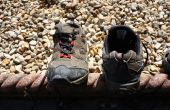 Fixation des chaussures avec Sugru