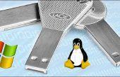 Créer un Bootable de Windows ou un Linux USB lecteur de votre Image ISO