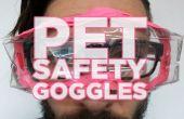 LUNETTES de protection pour animaux de compagnie