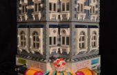 Comment construire un mur de Lego modulaire pour votre bâtiment modulaire
