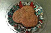 (Noix de pécan) biscuits au gingembre