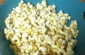 Comment faire des pop corn au Caramel