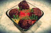 Boulettes de viande végétalien